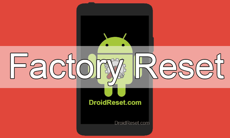 Acer Iconia Tab B1-720 Factory Reset
