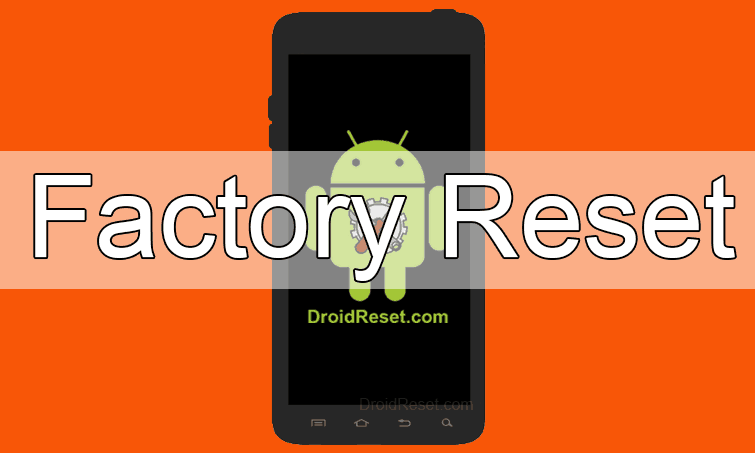 ZTE N9100 Boost Force Factory Reset