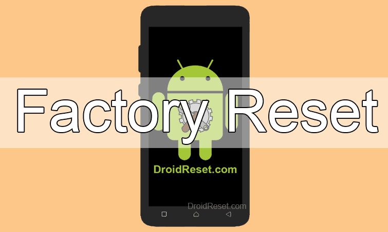 MyPhone City XL Factory Reset