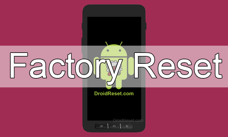 Samsung Galaxy Xcover 3 VE G389F Factory Reset