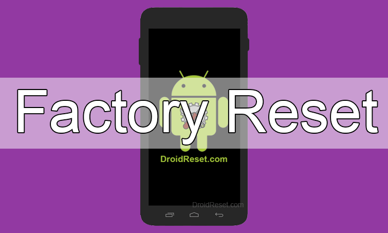 Videocon Krypton2 V50GI Factory Reset