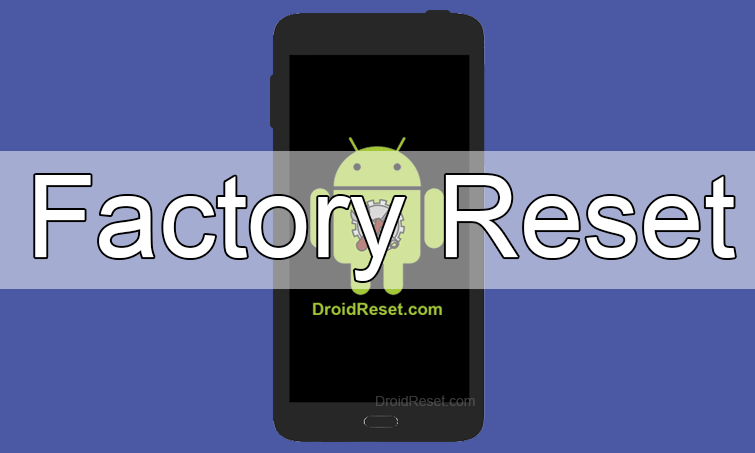 Acer Liquid E600 Factory Reset