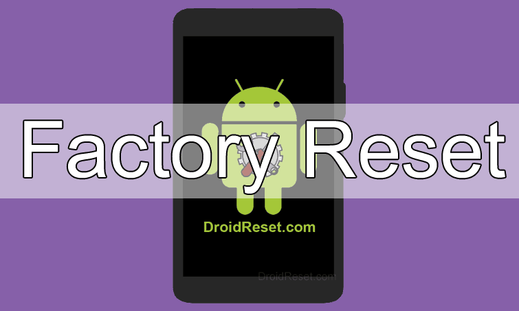 Videocon VA78 Factory Reset
